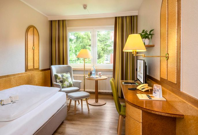 Hotel Berlin - Komfort Einzelzimmer Nordseite