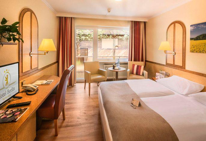 Komfort Doppelzimmer mit Nordbalkon