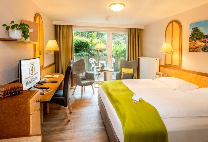Komfort Doppelzimmer mit Südterrasse
