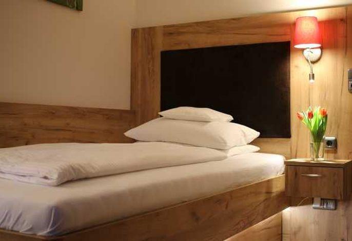 Hotel Sonnenhügel - Standard-Einzelzimmer ohne Balkon