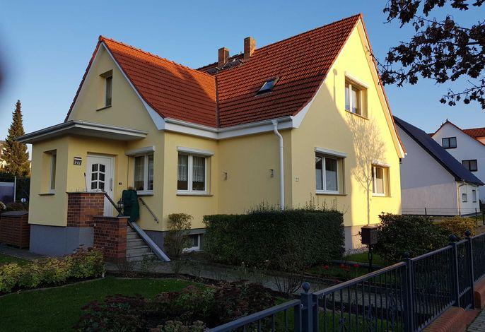 Ferienwohnung in Ahlbeck