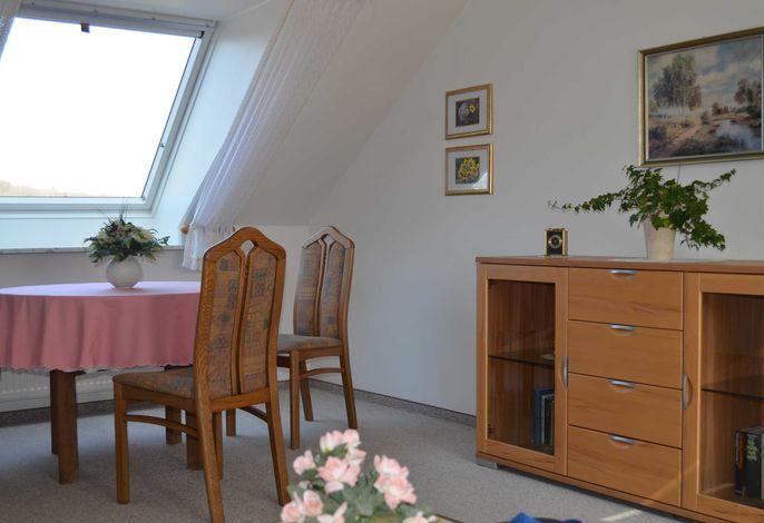 Ferienwohnung Wünnecke - Wohnzimmer