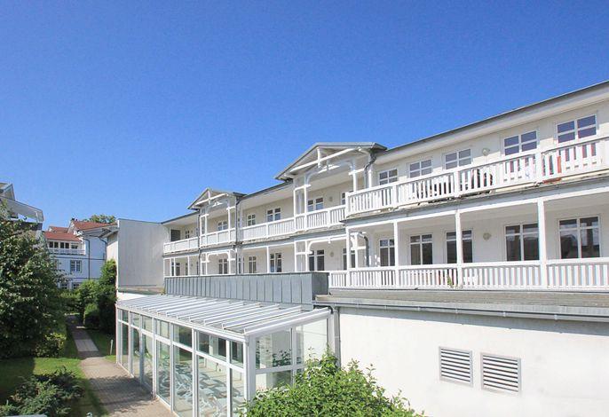 Haus Strandeck im Ostseebad Göhren