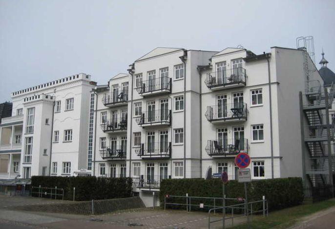Haus Kastell, Whg. 111,  Apartmentvermietung Sass