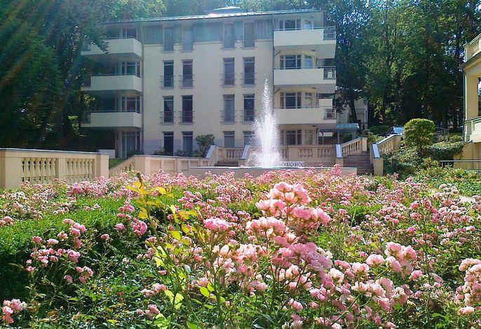 Residenz Bleichröder, Whg. 13,  Apartmentvermietung Sass