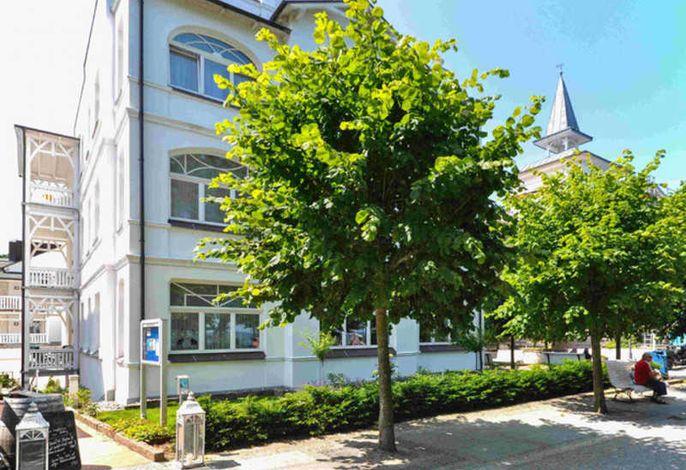 Villa Gudrun Strand- App. 552, 2SZ 2 Bäder Balk. seitl. MB