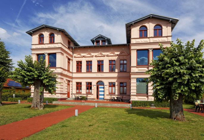 Usedomtourist Koserow Villa Maria Fewo 10