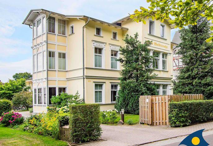 Ferienvilla Waldstraße Whg. 15