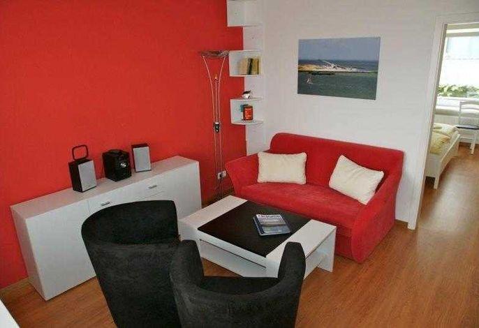 Haus Mikkelsen, 3 Sterne (DTV), Ferienappartements