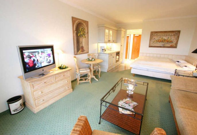Appartements im Clubhotel