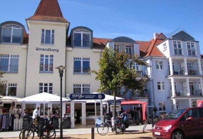 Appartementhaus Strandburg
