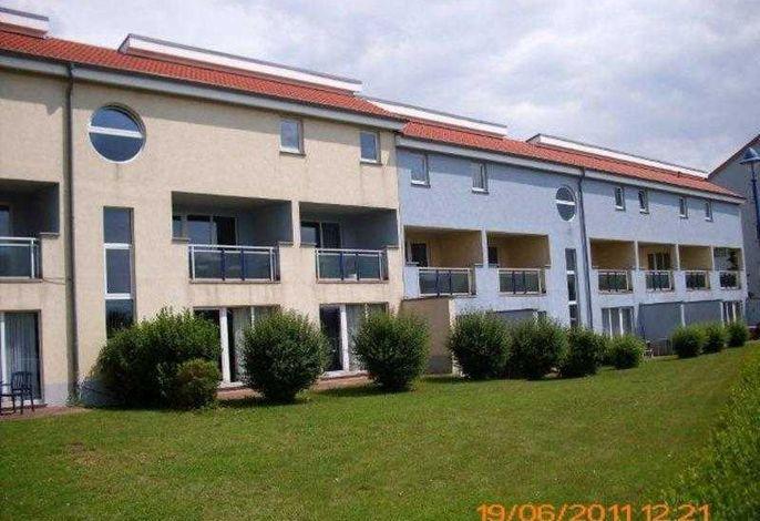 Appartementanlage Yachthafenresidenz