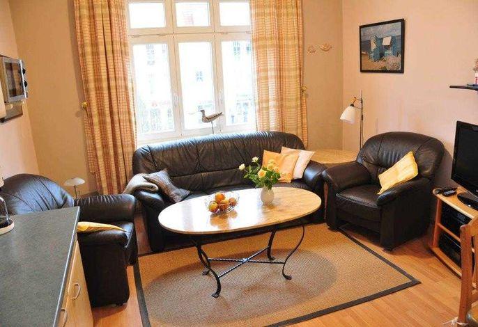 Appartementhaus Sanssouci