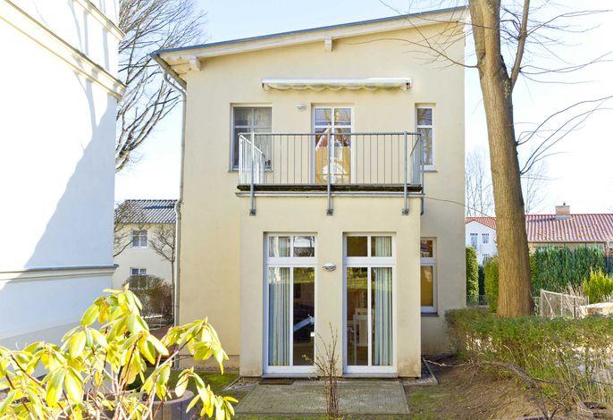 Gartenhaus der Ostseevilla