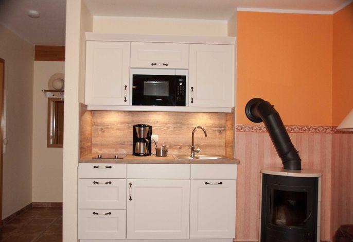 Appartement 4 mit Kamin