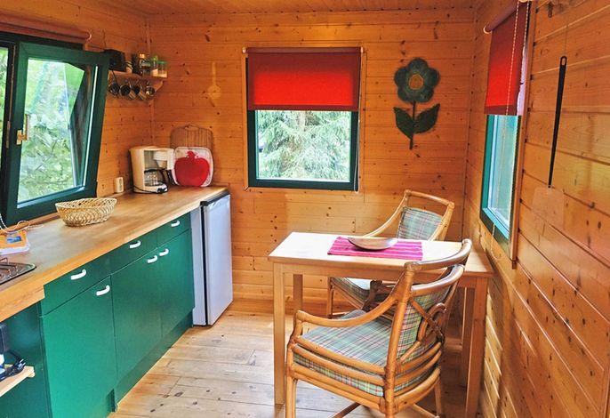 Sitz-und Küchenbereich