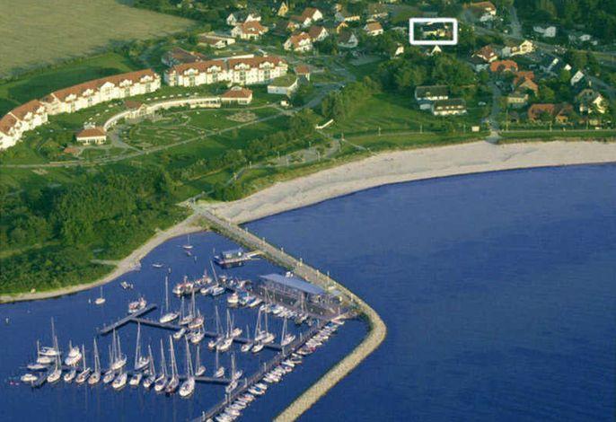 Ferienwohnungen 300 m zum Strand