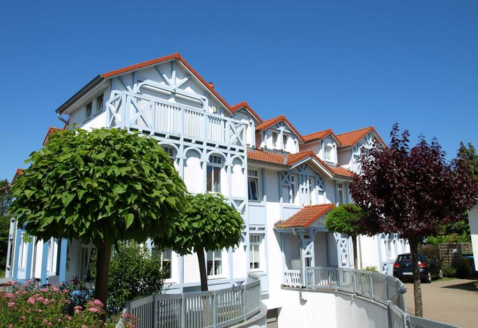 Villa Strandbrise Whg. SF-04 .