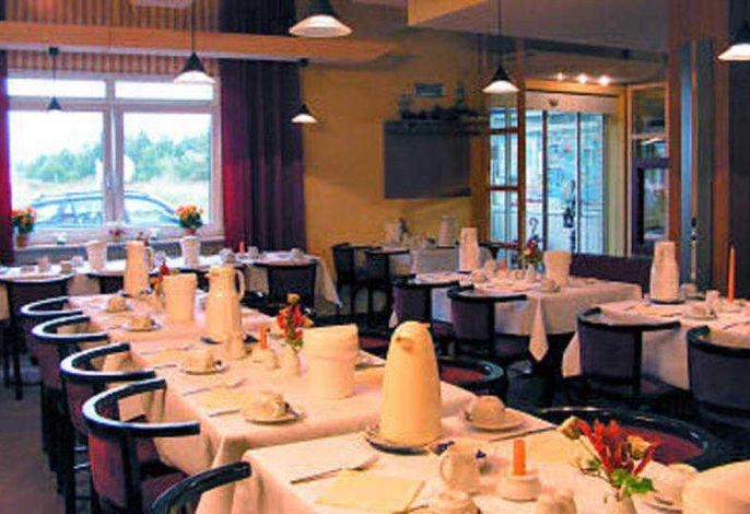 Familiengeführtes Hotel mit Restaurant