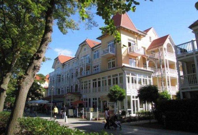 Appartmenthaus Dünenschloss