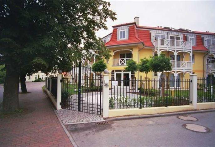 Appartmenthaus Ostseestrand