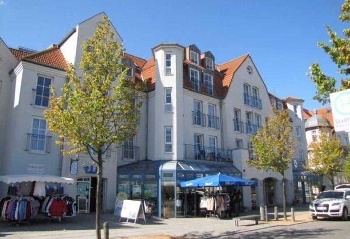 Appartementhaus Olymp