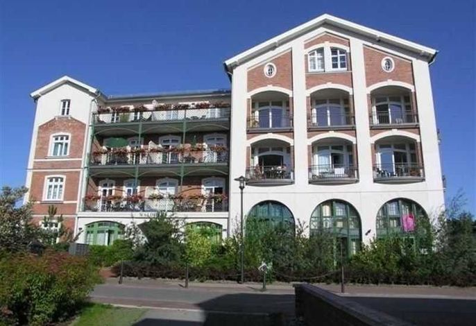 Appartementhaus Waldhaus