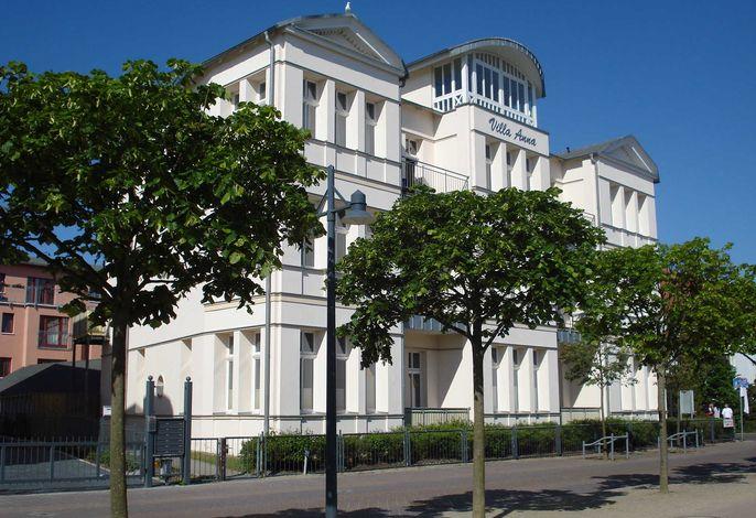 (Brise) Villa Anna Ahlbeck