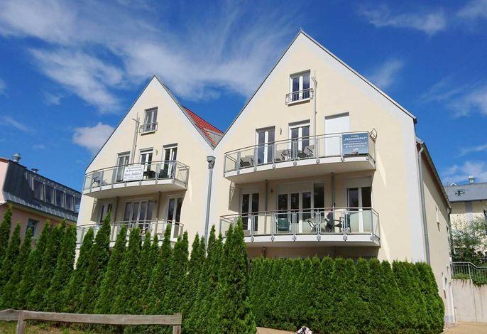 Trassenheide Strandstr. 21 Fewo 06 Südblick