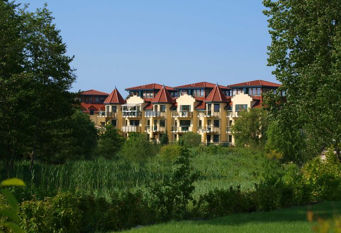 (Brise) Ferienanlage Seepark Bansin Haus 25