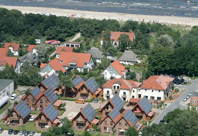 Usedom Suites BG 15 Haus Baigle (120 m²) 100 m zum Strand