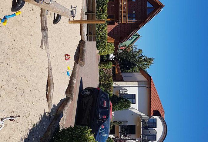 Usedom Suites BG 13 Haus Ute (120 m²) 100 m zum Strand