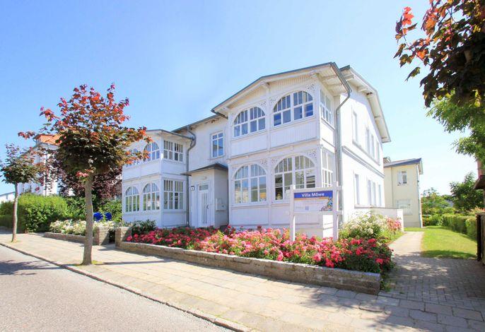 Die Villa Möwe in Göhren