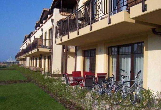 Appartementanlage Urlaubsträume