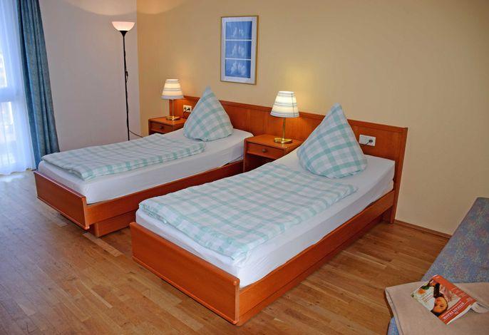 Maisonett-Ferienwohnung mit Terrasse