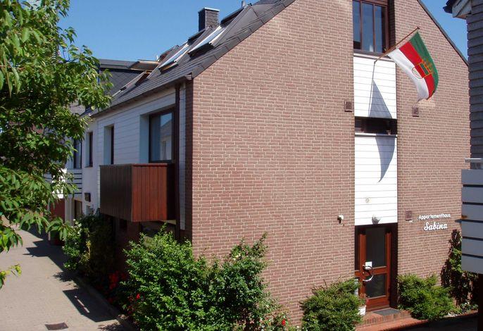 Appartementhaus Sabina