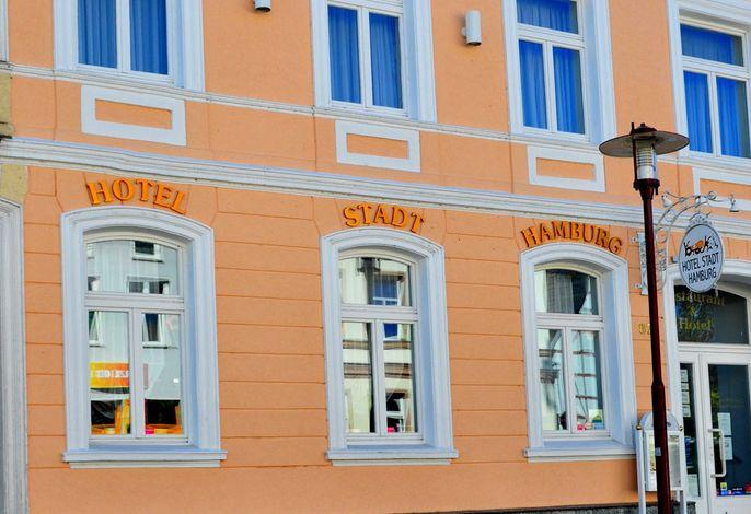 Brocki' s Hotel Stadt Hamburg