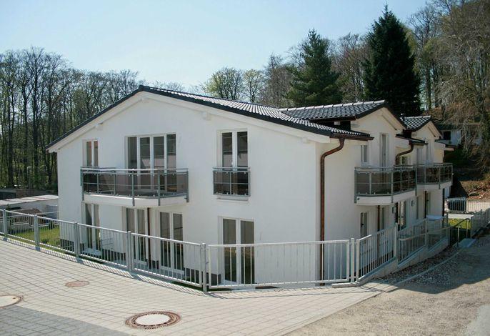 H: Residenz Falkenberg Whg. 07 Strandkorb mit Balkon