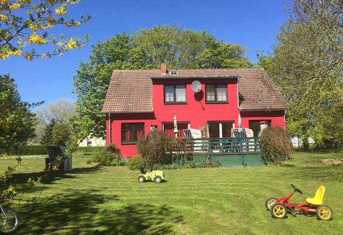 Gutspark Schwarbe mit Reiterhof - Bungalow