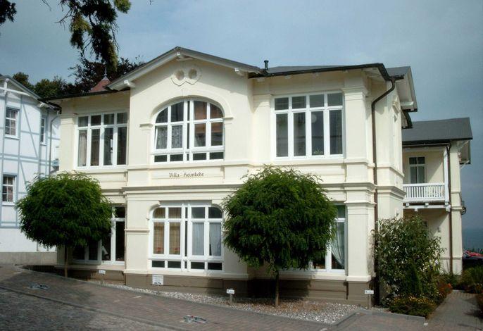 P: Villa Heimkehr Whg 08 3 Sterne mit Balkon / Meerblick