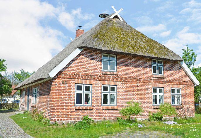 Fischerhaus Baabe F 581 WG 01 mit großem Garten