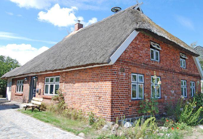 Fischerhaus Baabe -F581   WG 01 mit Terrasse und Garten