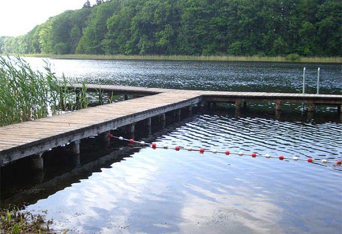 Bungalow Nähe Schwandter See, ruhig gelegen