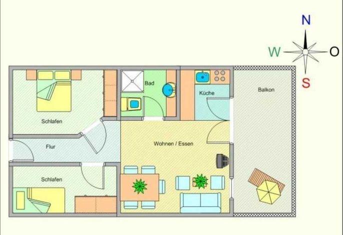 Haus Meeresblick WM301