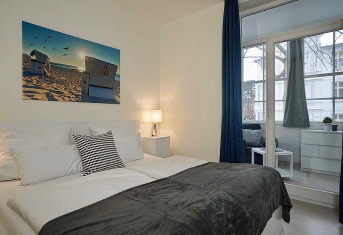 13 Ferienappartement Jasmund (A)