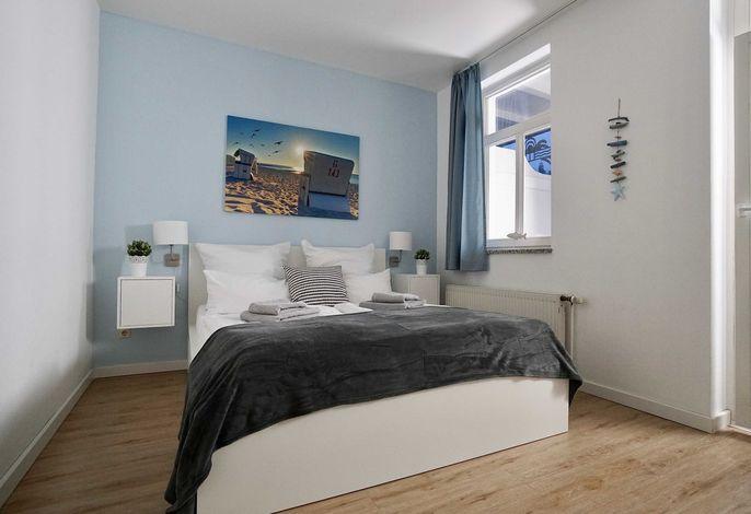 Ferienappartement Jasmund mit Balkon (H)