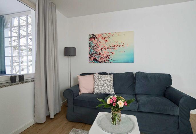 Ferienappartement Jasmund Balkon (H)