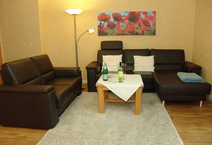 Sitzplatz im Wohnzimmer
