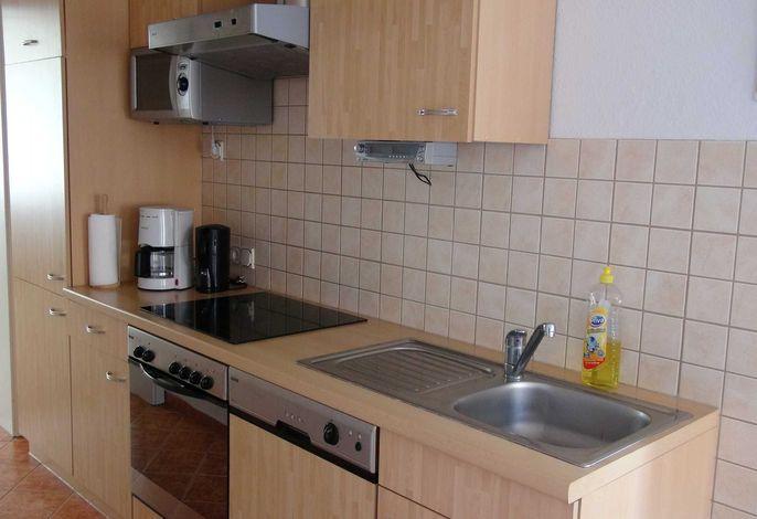 Fewo 32 - komfortable Kücheneinrichtung