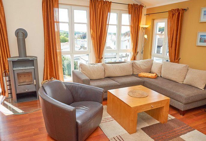 Villa Sommerwind im Ostseebad Sellin WG 01 Sommerflieder